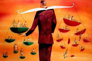 Weighing ethical decisions