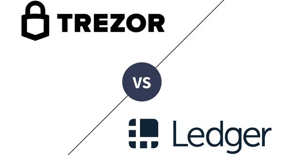 Trezor vs. Ledger