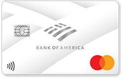 BankAmericard Secured Credit Card