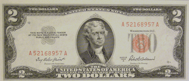 6 Famous Discontinued And Uncommon U S Currency Denominations