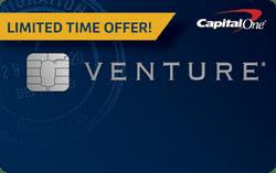 Capital One® Venture® Rewards Credit Card
