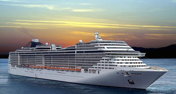 Image of cruise ship
