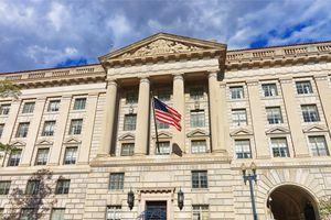Department of Commerce in Herbert Hoover building.