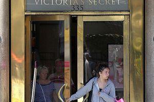 Victoria's Secret store in San Francisco, California.
