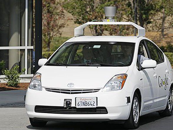 How Google's Self-Driving Car Will Change Everything