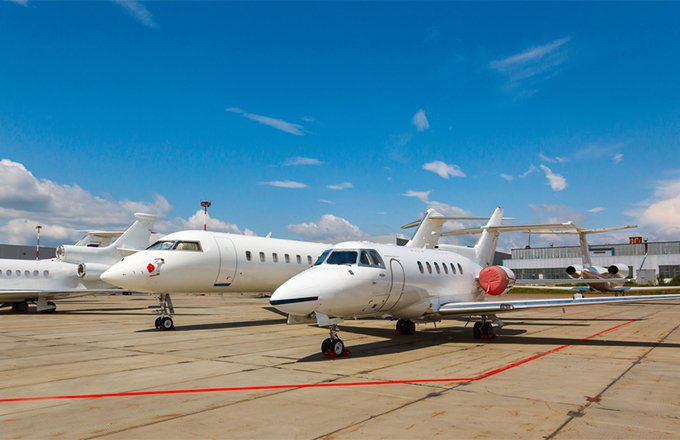 3 Websites With Private Jets for Sale