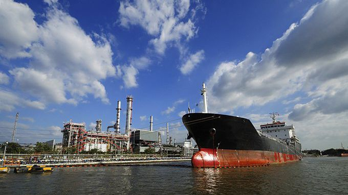 Crude Tankers: The Business of Transporting Oil