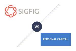 SigFig vs Personal Capital