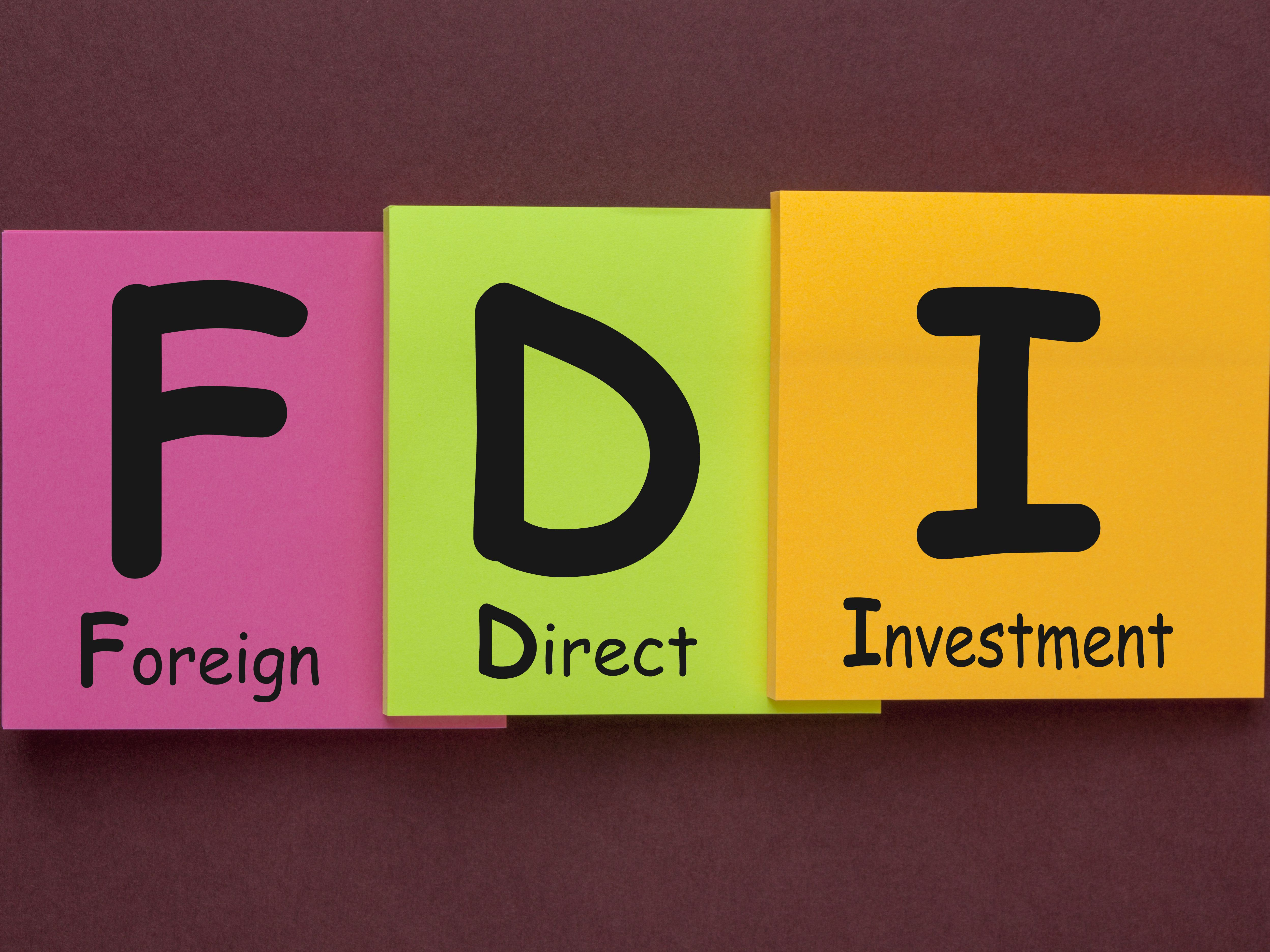 Glossary of foreign direct investment terms for kids