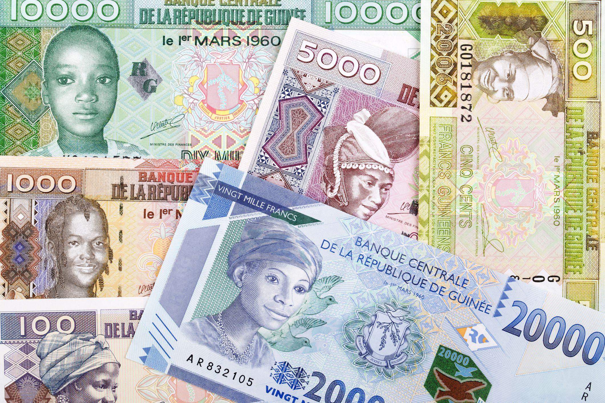 Guinea Franc (GNF)
