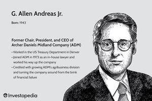 G. Allen Andreas Jr.