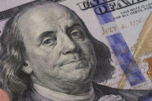 Full frame of Paper Money
