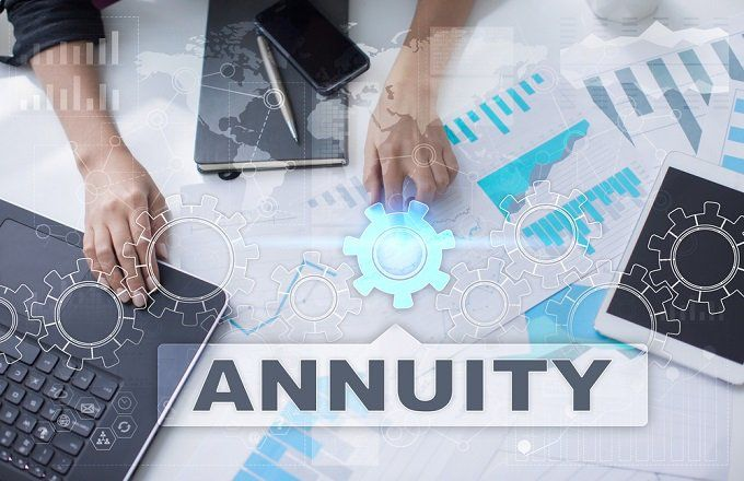 present and future value of annuities