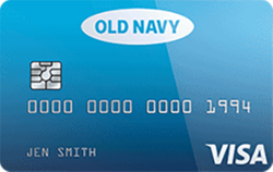 Old Navy Visa Credit Card