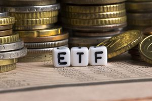 ETF, Exchange Traded Fund