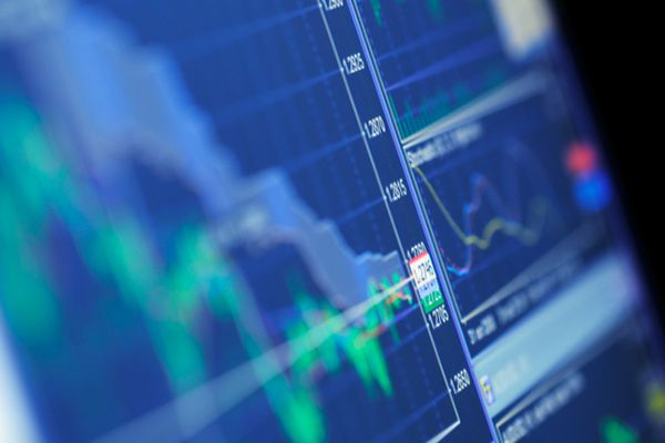 Image of stock chart
