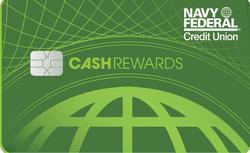 Navy Federal cashRewards