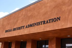 Image of Social Security building