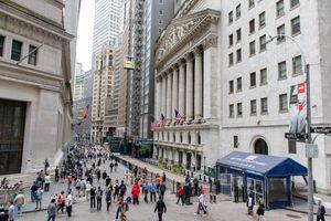 New York Stock Exchange -- Sept 2019