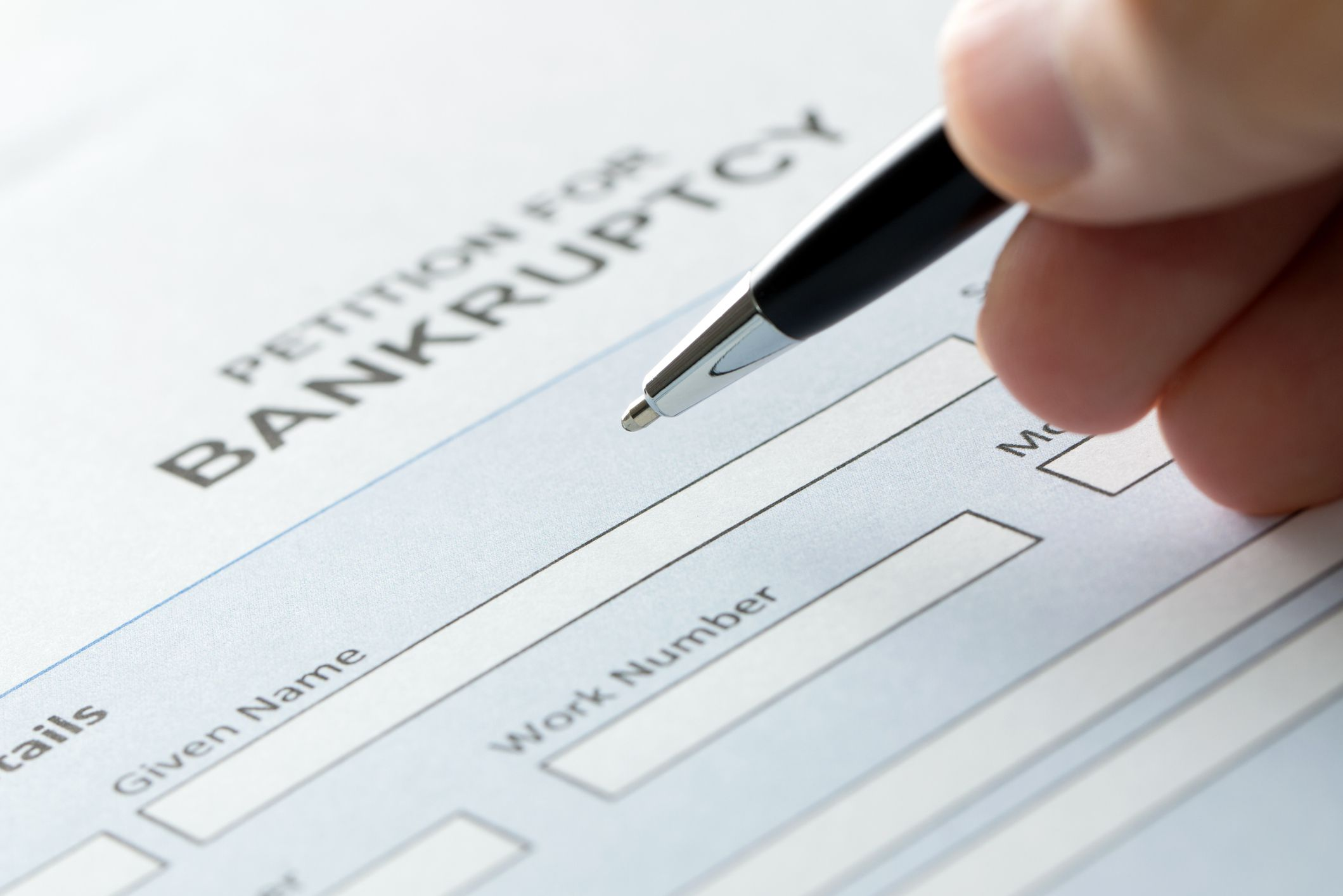 Can Personal Loans Be Included In Bankruptcy