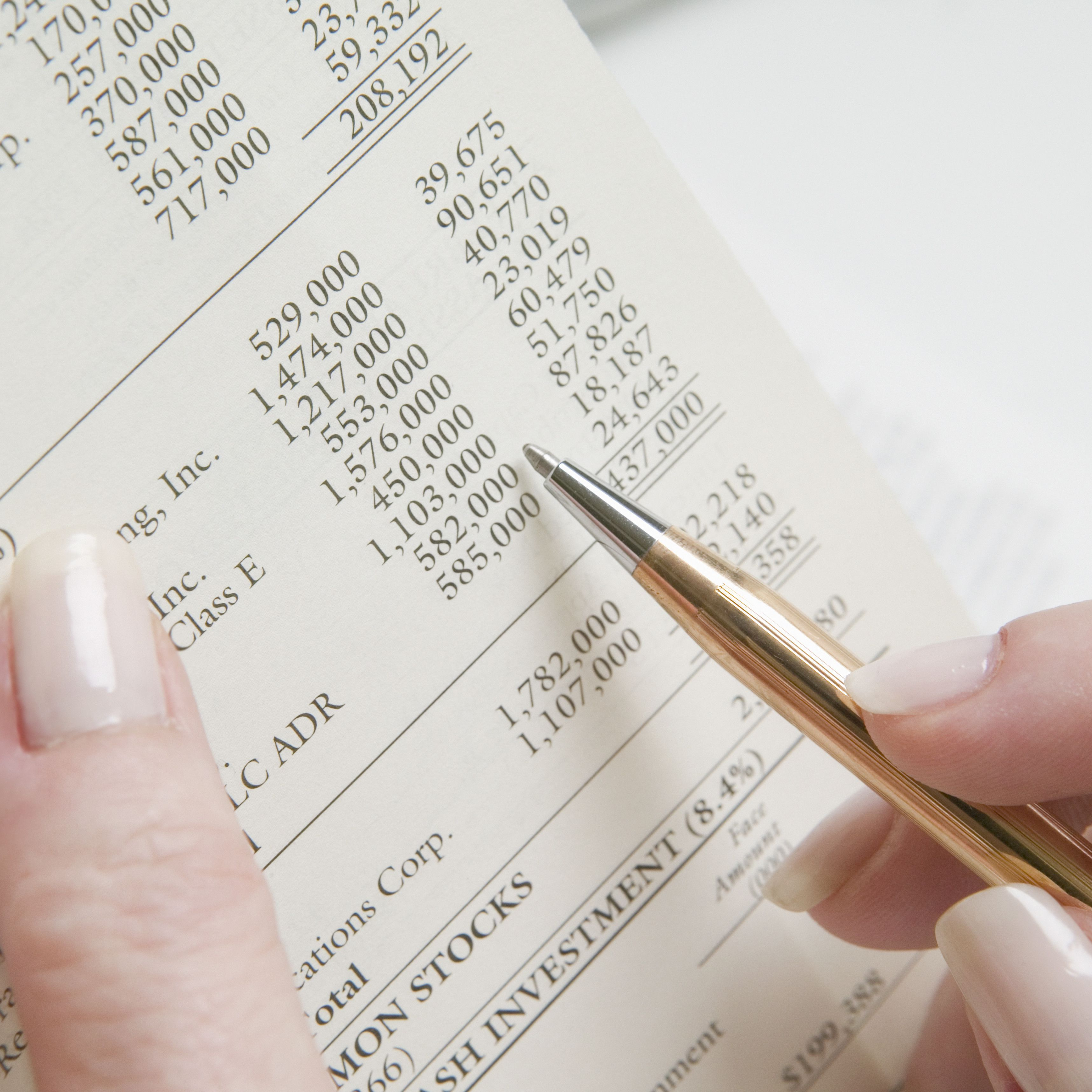 Statutory Accounting Principles (SAP)