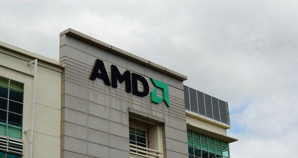 Image of AMD buidling