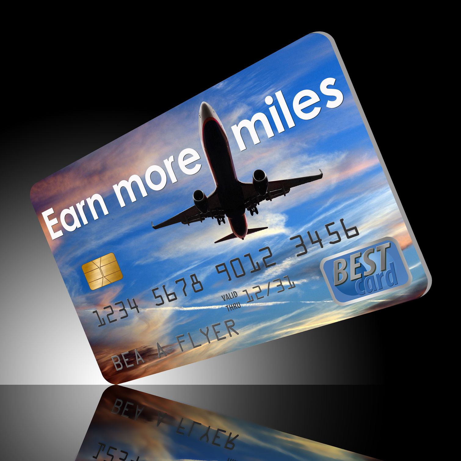 7 Top Ways to Earn Airline Miles