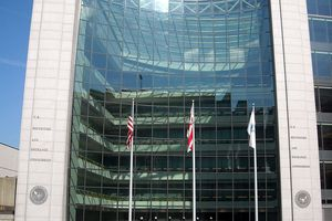 U.S. Secutities and Exchange Commission headquarters
