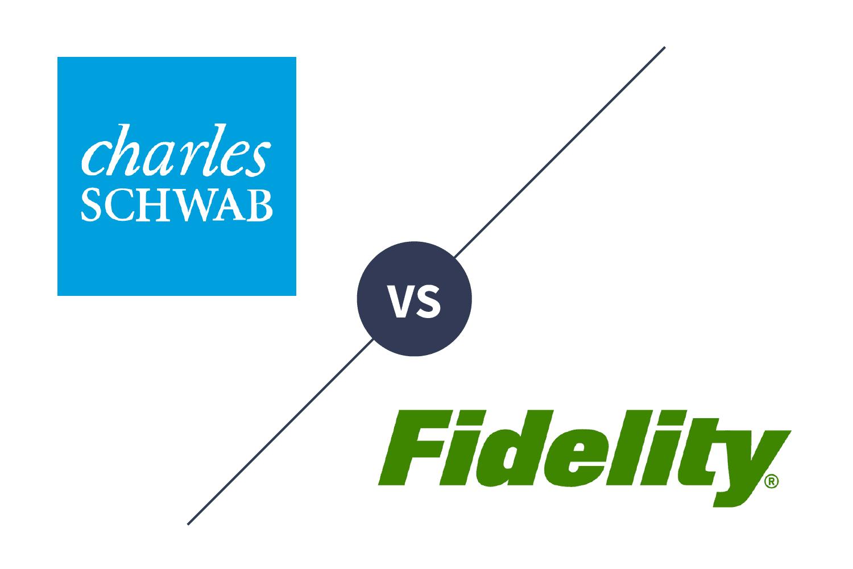 Charles Schwab vs  Fidelity Investments 2019