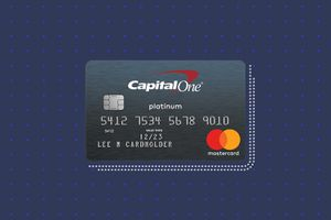 CapitalOne Platinum