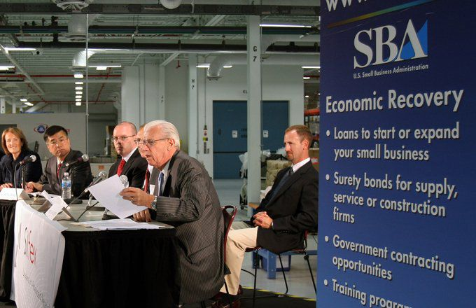 Small Business Administration (SBA) Definition