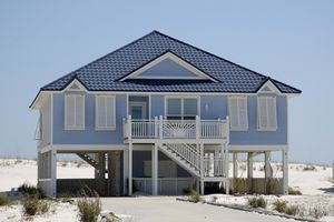 Vacation home on the beach