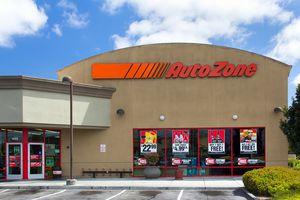 Image of Autozone store