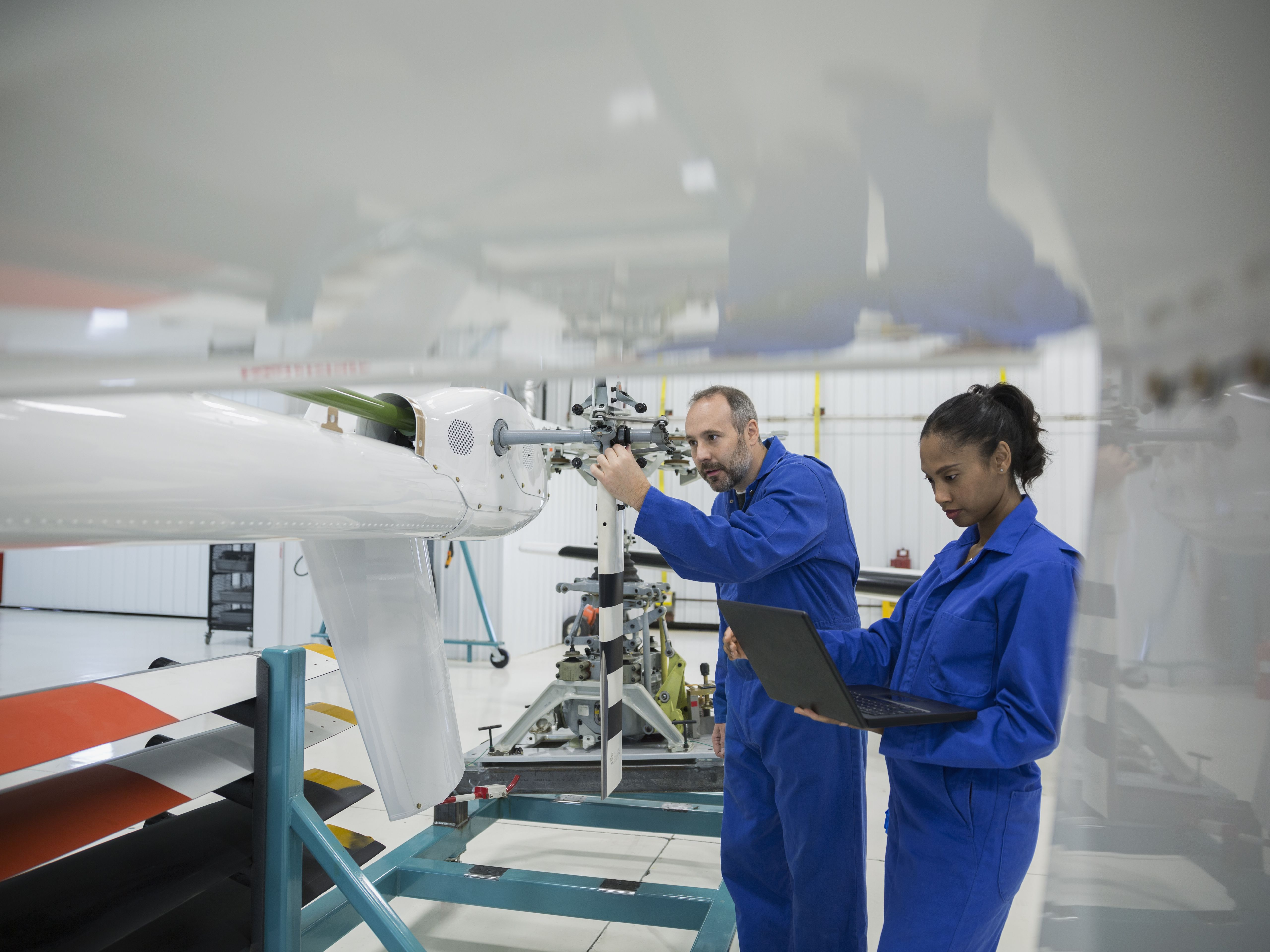 What is the aerospace sector?