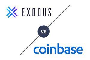 Exodus vs. Coinbase