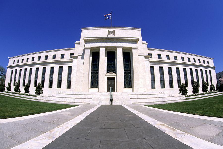 Federal Reserve Building - Washington DC, USA.