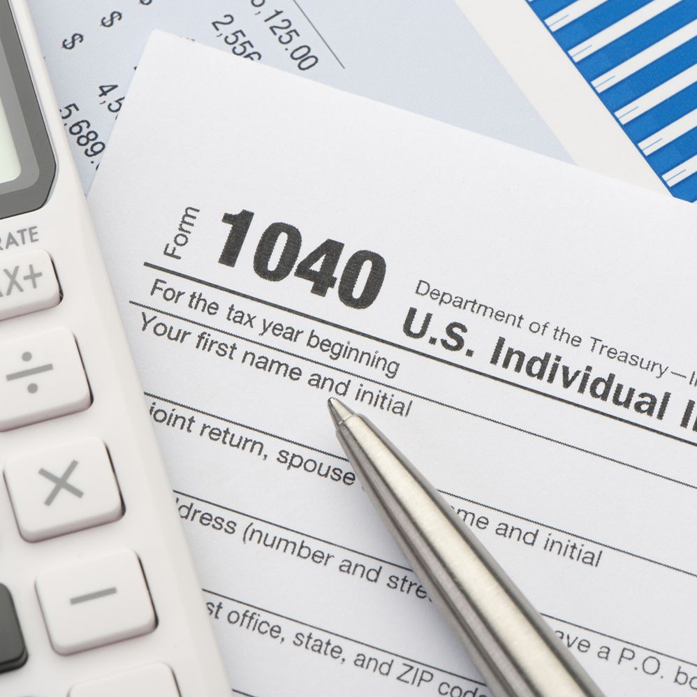 Overview of the 1040 Tax Return Form