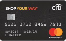 Shop Your Way Mastercard®