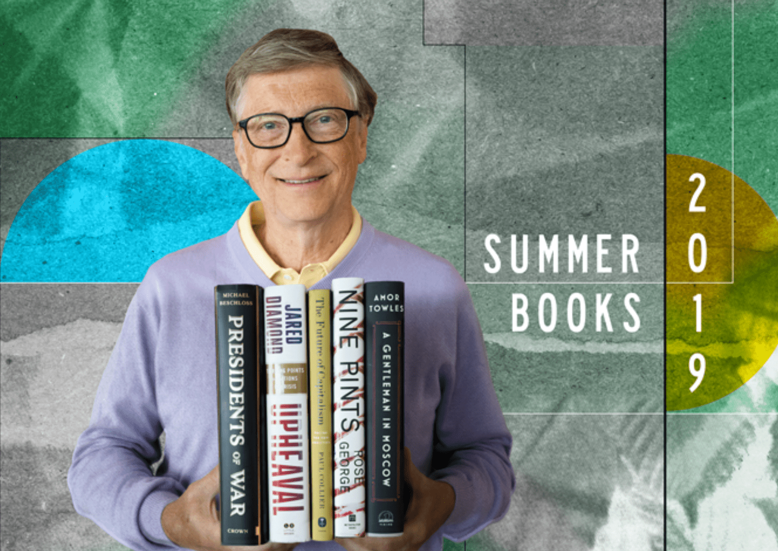 Bill Gates' Summer Reading List for 2017 | Investopedia