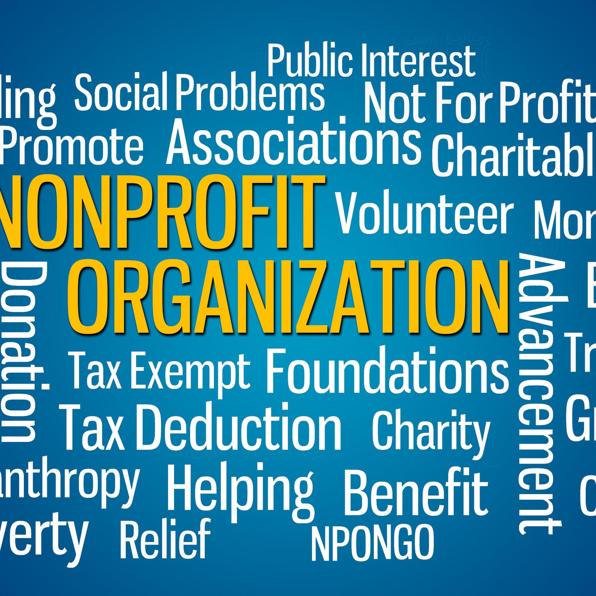 Top Non Profit Organizations >> Not For Profit Definition