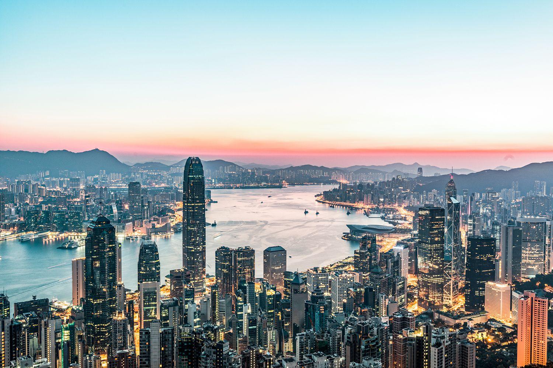 What Is Hong Kong Sar China