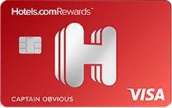 Hotels.com® Rewards Visa® Credit Card