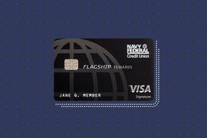 Navy Federal Visa Signature Flagship Rewards Review