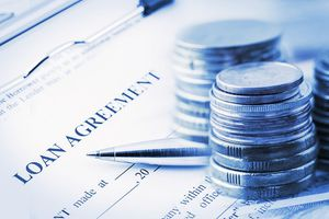 Loan agreement Shutterstock