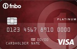 First National Bank of Omaha Platinum Edition® Visa® Credit Card