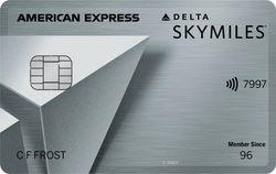 Delta SkyMiles® Platinum Card