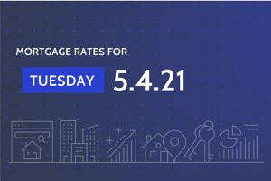 Today's Mortgage Rates - 5.4.21