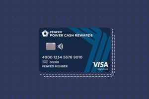 PenFed Power Cash Rewards Visa Signature Card