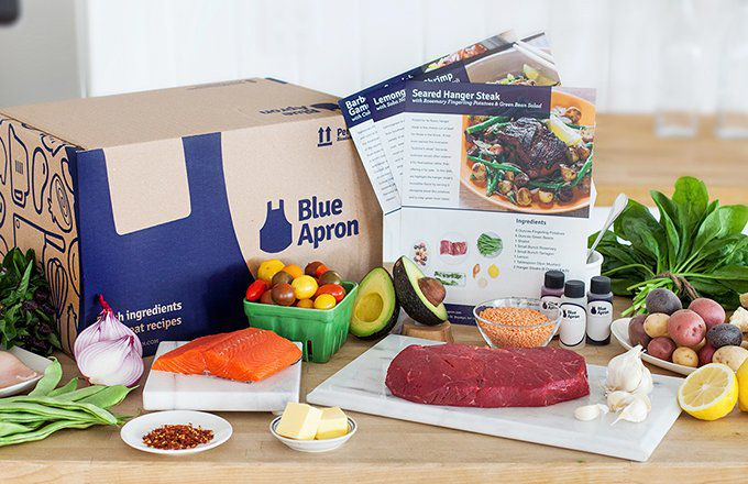 Buy Hellofresh Meal Kit Delivery Service Used Cheap