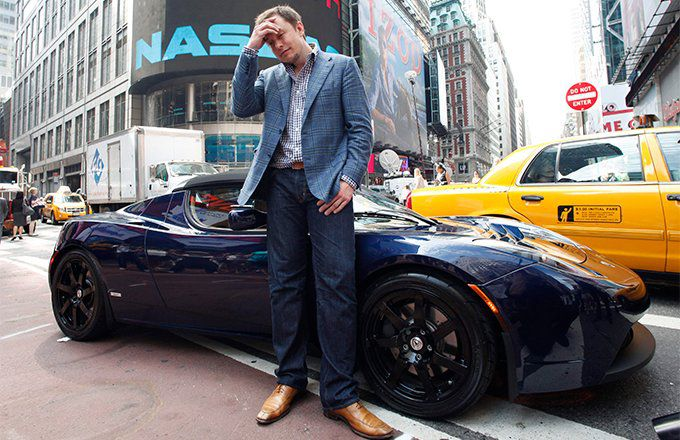 Tesla CEO Elon Musk Earned Minimum Wage (TSLA)
